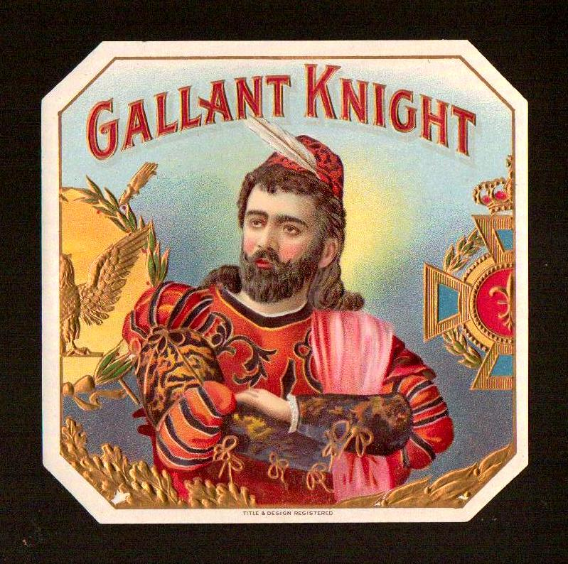 Gallant Knight - Opera Star Jean Dr Reszke As Romeo 4x4 ...