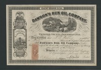 Dawson's Run Oil Co.